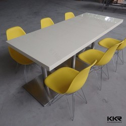 fast food restaurant furniture table and chair