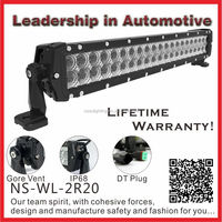 Hot Sale High Power Offroad LED Light Bar 4x4 Car LED Bar
