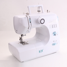 VOF FHSM-700 China Mini Electric Overlock Wig Sewing Machine from factory