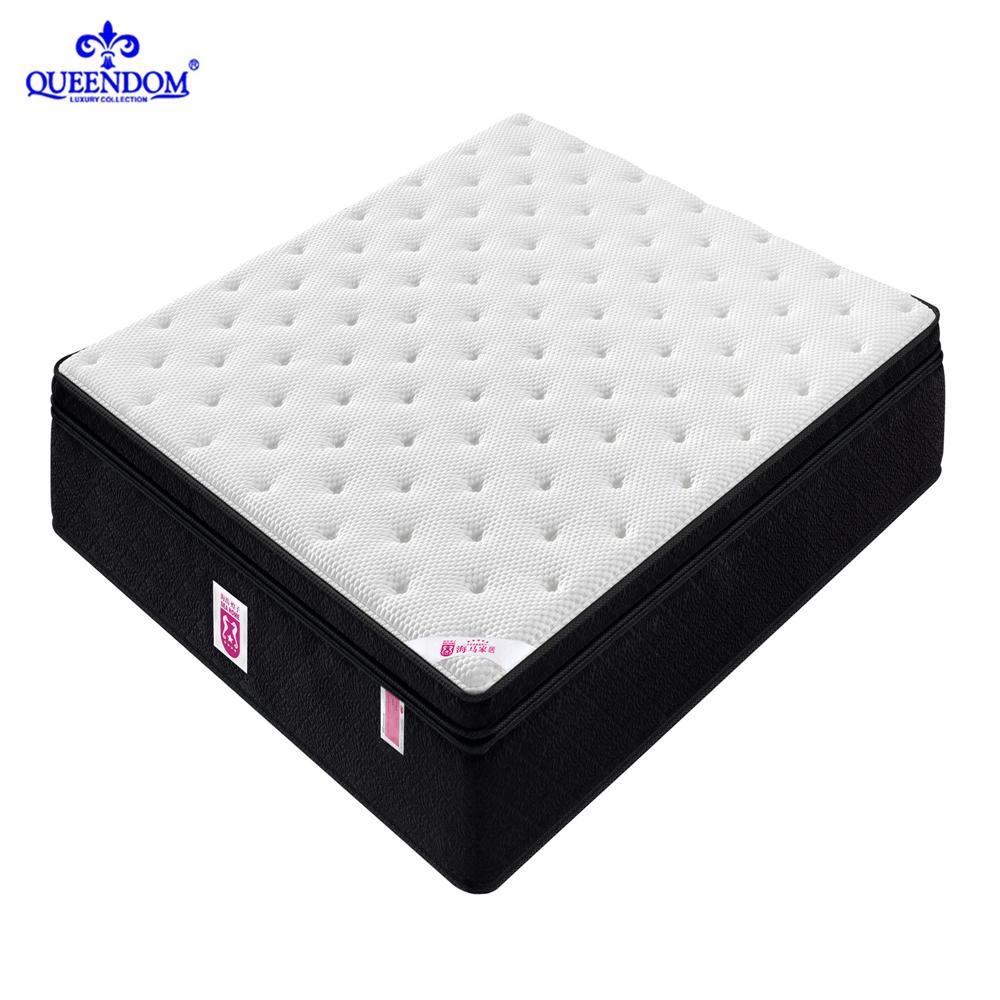 New design pillow top hybrid bed factory in china latex memory foam mattress - Jozy Mattress | Jozy.net