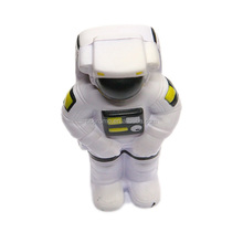 Custom Logo Print Pu Astronaut Foam Stress Toy