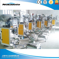 Furniture hardware fitting packaging machine for chair glide nails