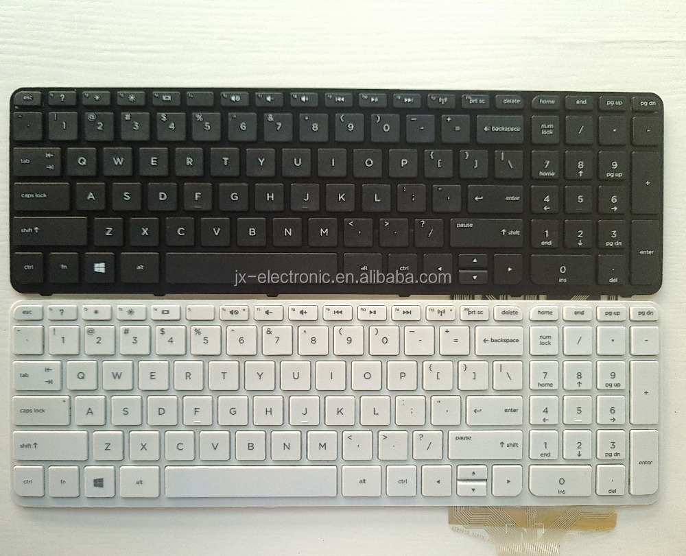 cheapest laptop keyboards for hp 15n hp15E US BR Sp FC TI RU Layout