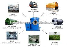 industrial biomass charcoal for boiler energy saving automatic burner