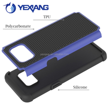 3 in 1 tpu pc protector clip rugged shockproof cover for samsung s8 case