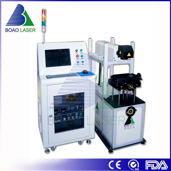 CO2 Laser Machine for Marking with 2D Worktable