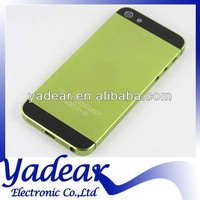 Best price color change back cover for iphone 5