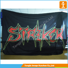Dye sublimation digital printing fabric banner