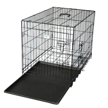 Large Outdoor Metal foldable welded wire dog kennels