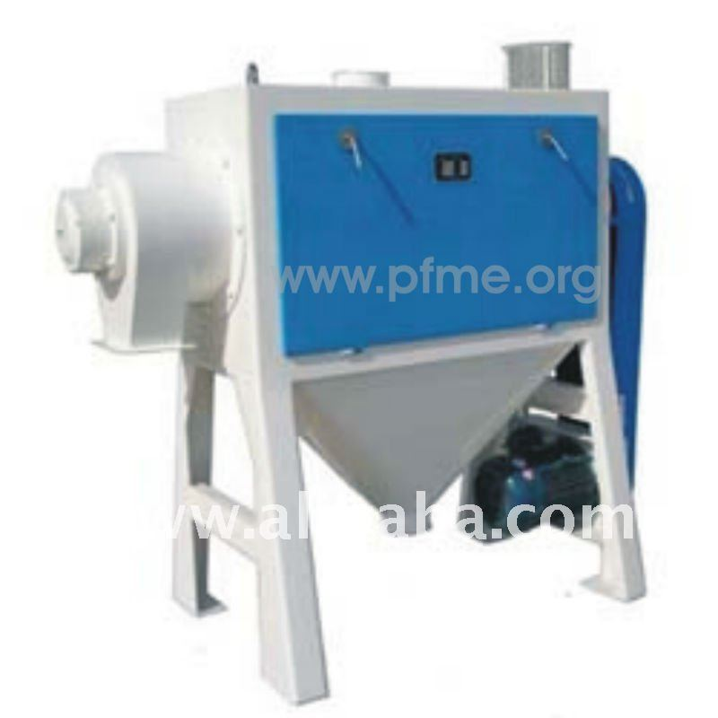 Horizontal Bran Finisher For Flour Mill