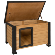 Wooden Dog Kennel Pet Home