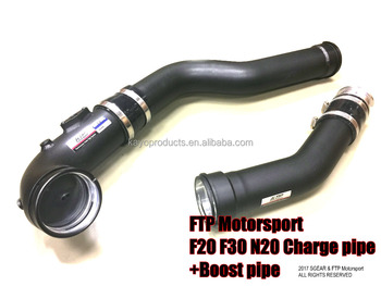 SGEAR FTP motorsport for BMW F20 F30 F31 N20 320i 328i 125i 420i 428i charge pipe kit