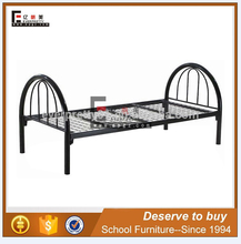 bedroom furniture set queen size simple iron bed for office
