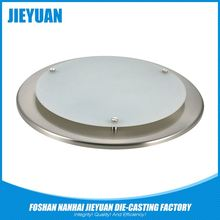 aluminum clear glass economic fixture die casting downlight lamp shell