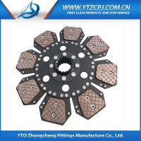 128229 Mack Clutch Disc For Truck for Valeo Manufacturers Of Brake And Clutch Disc Spare Parts