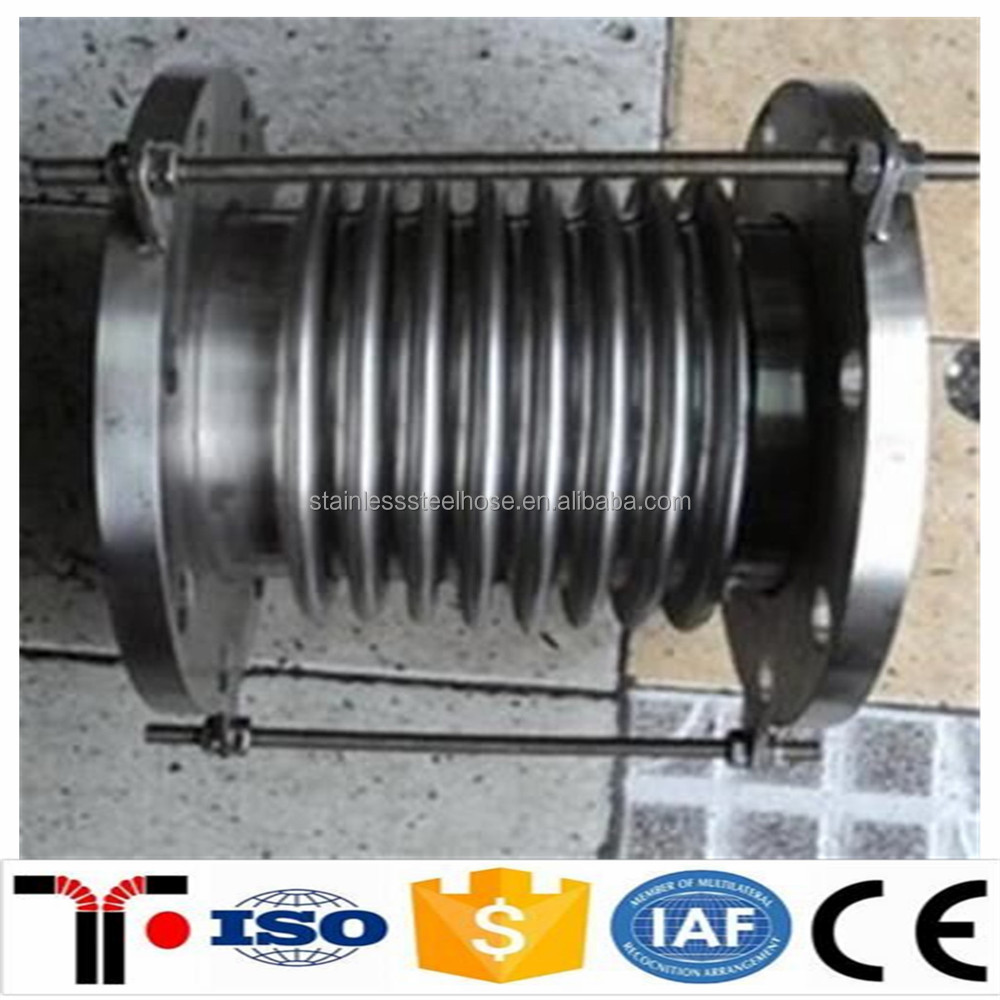 Metal Bellows Type Expansion Joints