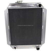 For Land Rover Defender & Discovery Auto Aluminum Radiator 300TDI (Defender 90/110) 56MM 3 ROW