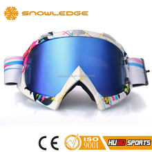 Customer Colorful Motorcycle Motocross Glasses For Racing Eye Protection B-157
