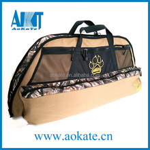 high quality soft camouflage hunting compound bow bag bow and arrow case archery bow case