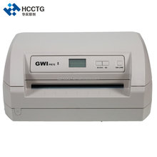 GWI Brand New 24-Pin A4 Paper Printer Price USB Dot-matrix Bank Passbook Printer PR70