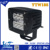 12months warranty led work light motorcycle led light 18w