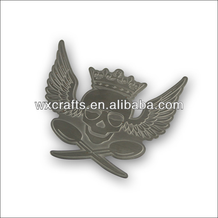 engrave metal cast iron name plates for sales