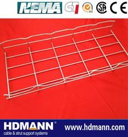 water resistant pre-galvanized wire mesh cable tray granite serving tray