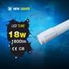 High quality energy saving ce rohs SMD2835 120cm led red tube sex