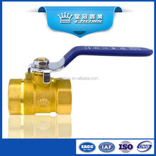 1/2 3/4 1 inch male female water full brass bore ball valve 7007