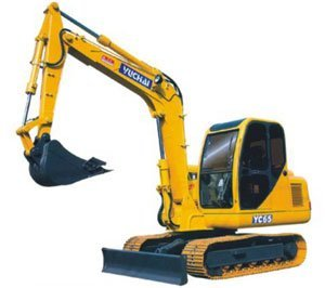 Yuchai Yc 85 Excavator For Europe