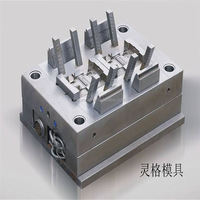 ningbo boomray own professional produce different kinds of plastic products injection mold date code inserts