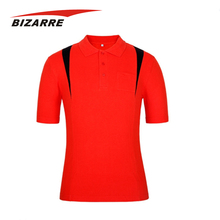 Tailored Collar Red New Fashion Men Oem Polyester Polo Shirts