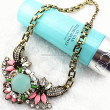 fashion jewelry Choker heart locket necklace for meeting