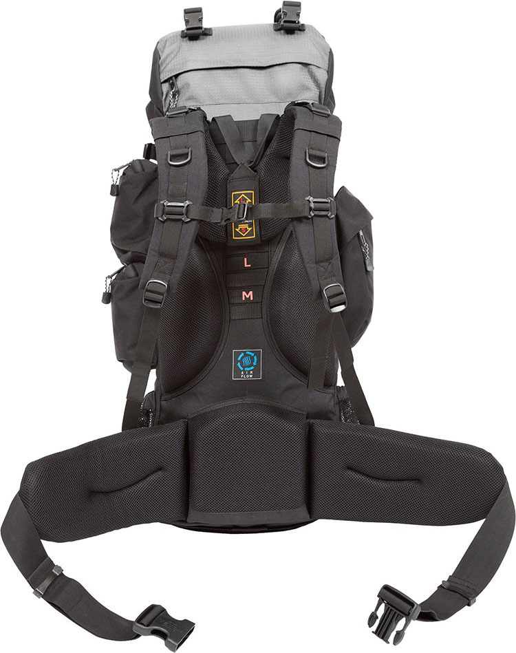 travel hiking internal frame backpack mountain bag