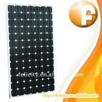 1000 V DC 230w poly solar panels price usd