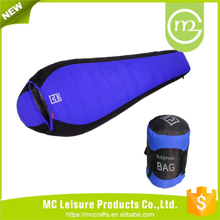 Factory supply hotsale thicken camping sleeping bag