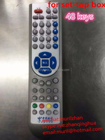 EC1308 Remote Control for China telecom, huawei EC1308 general sd IPTV set-top box remote control in Dark Blue 48 Keys