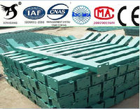 China Supplier Galvanized/PVC coated Fencing post