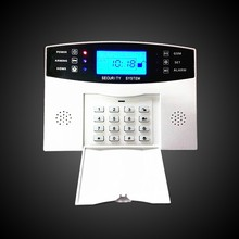 Europe and America first alert wireless home guard gsm sms alarm system