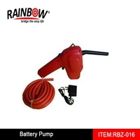 RBZ-016 electric gasoline fuel transfer pump for cars engines air inflation