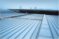 enclosure roof material (coated aluminum coil)