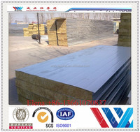 Rock Wool Sandwich Panel/Composite Panel/Construction Material EPS Foam Sheet made in china