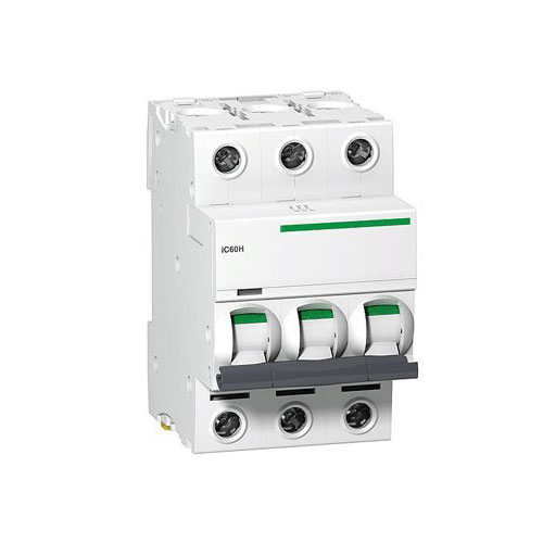 10KA High breaking capacity 1Pole 2Pole 3Pole 4Pole 6A 10A 16A 20A 25A 32A 40A 50A 63A MCB iC60H Circuit Breaker