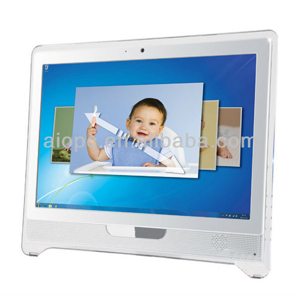 18.5 inch Wifi LCD Embedded Touch Screen Computer