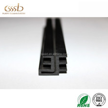 h shaped plastic extrusion profile