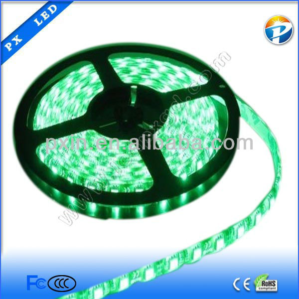 SMD5050 30leds 7.2W/M party decorations in ground led light 12v