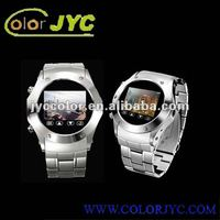 Quad-Band Watch Cell Phone W968