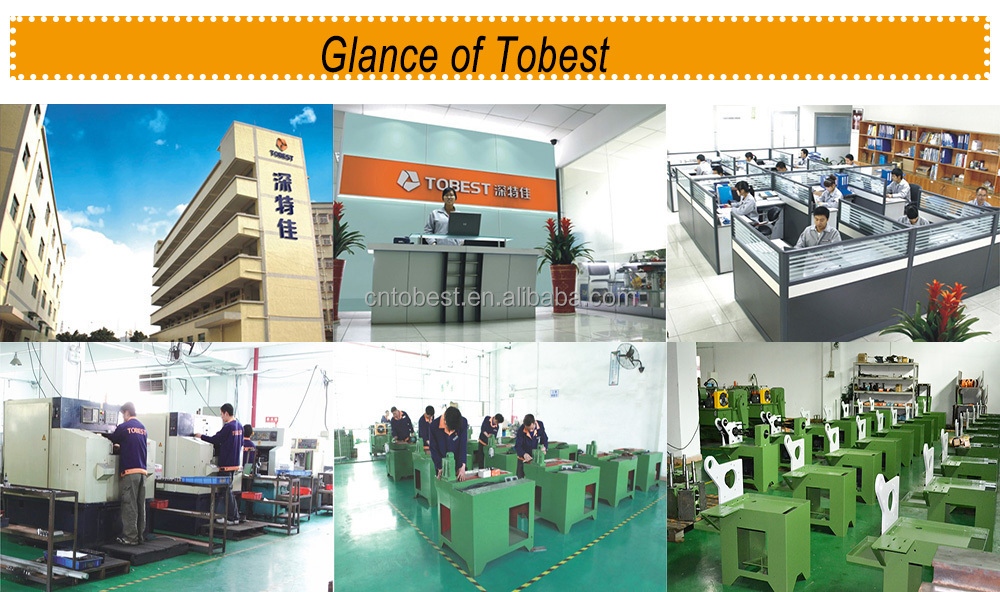 TOBEST steel bar thread making machine threaded rods making machine