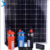 24V DC Solar Submersible Water Pump 6LPM 230ft Lift