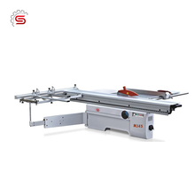 sliding table panel saw for woodworking MJ45 precision wood cutting machine